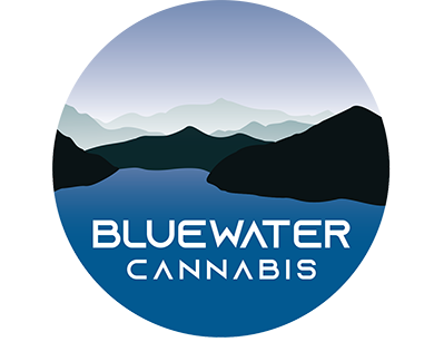 Bluwater Canna Logo
